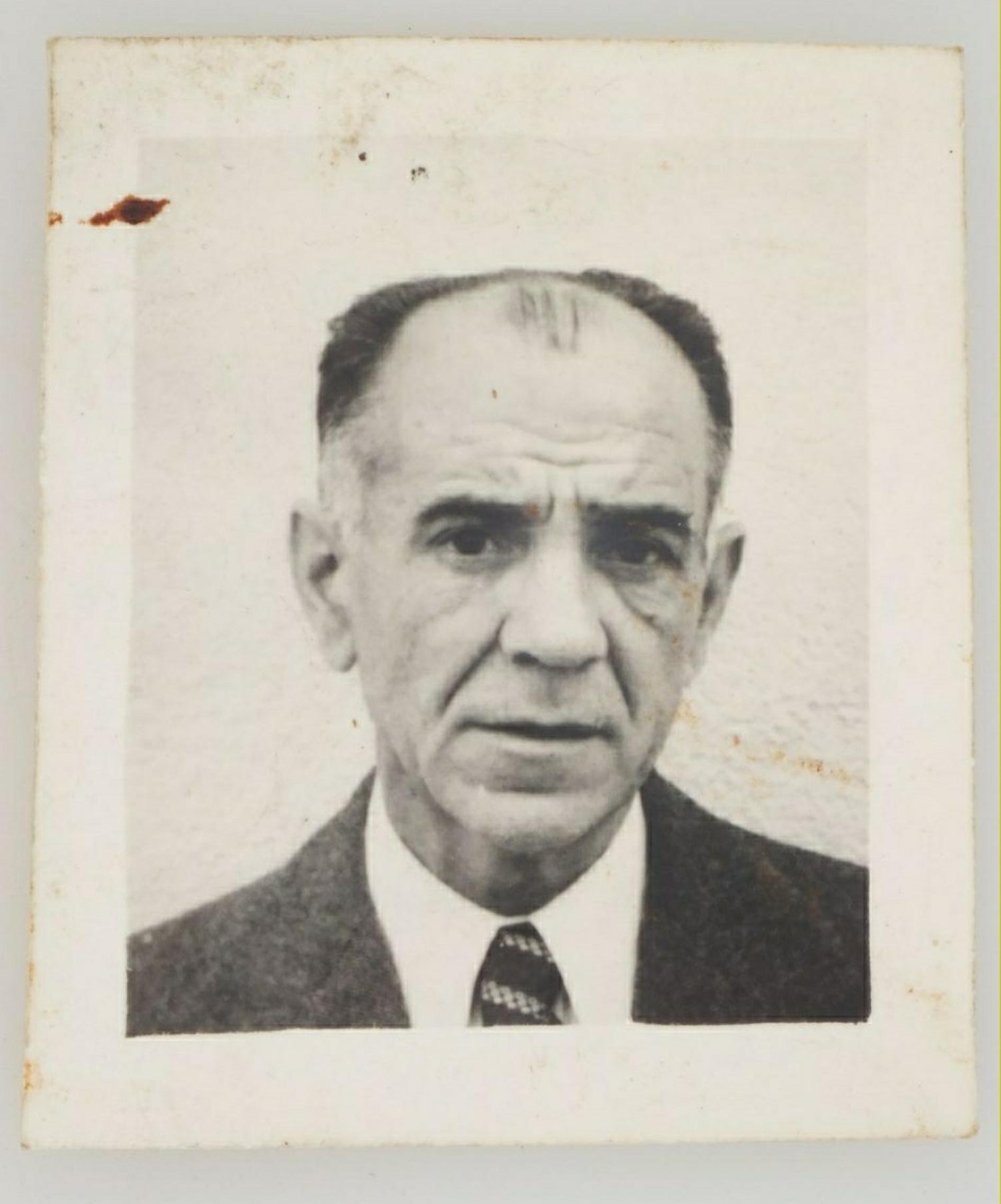 Fotografía de Vicente Borjabad. Campo de concentración de Neuengamme